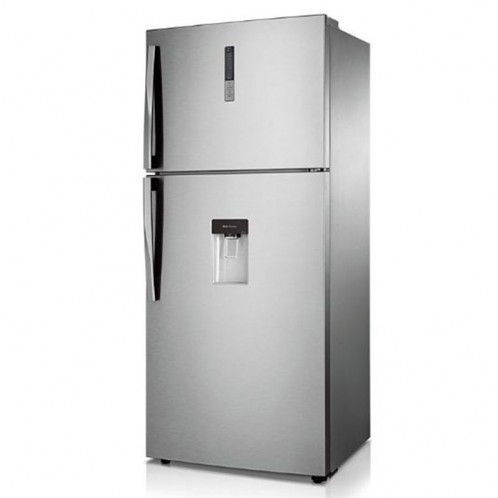 Réfrigérateur SAMSUNG RT81 Twin Cooling 594L NoFrost Silver