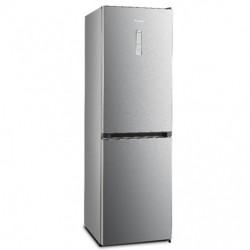 Réfrigérateur Combiné HISENSE NoFrost 318L Silver