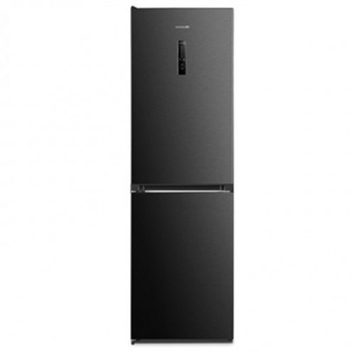 Réfrigérateur Combiné HISENSE NoFrost 318L Noir