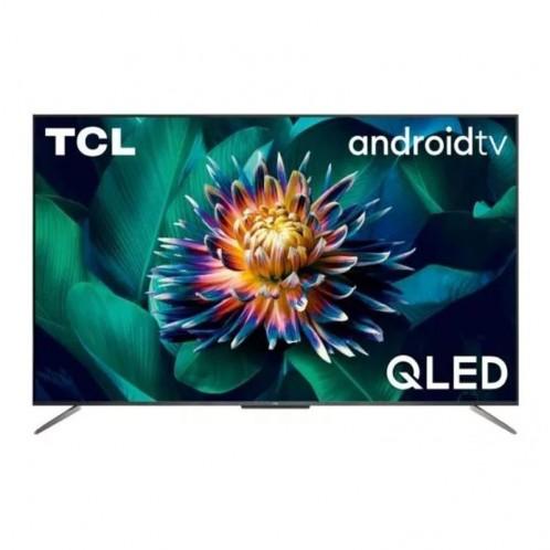 """Téléviseur TCL 50"""" UHD 4K QLED Android (50C715)"""