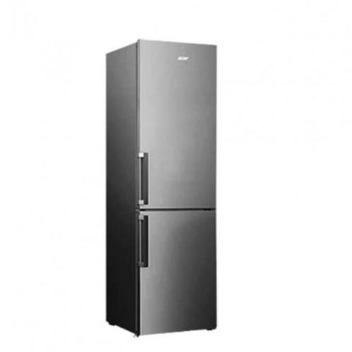 Réfrigérateur combiné ACER 370 Litres No Frost Inox