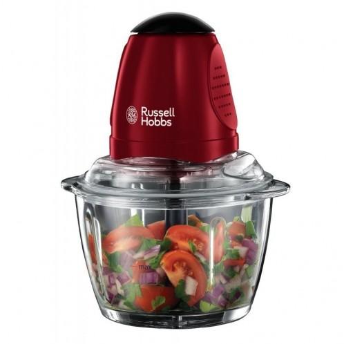 Mini hachoir Desire RUSSELL HOBBS 200W Rouge