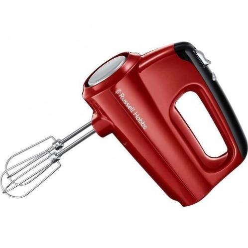 Batteur à main RUSSELL HOBBS 350W Rouge