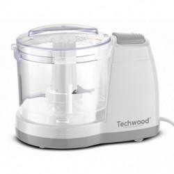 Mini hachoir TECHWOOD 150W Blanc
