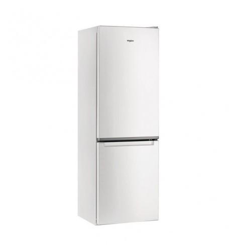 Réfrigérateur combiné WHIRPOOL 6ème sens 360 Litres Blanc