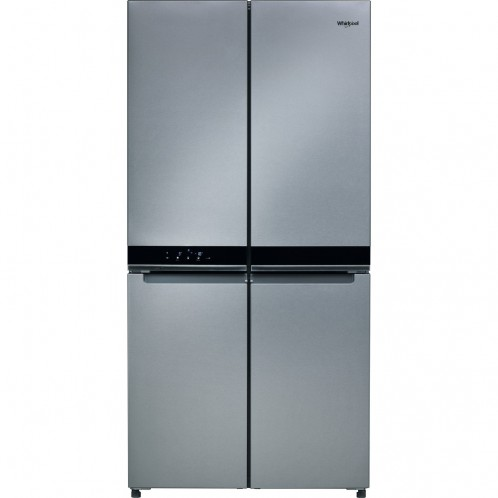 Réfrigérateur WHIRLPOOL Side by side 591 Litres Inox