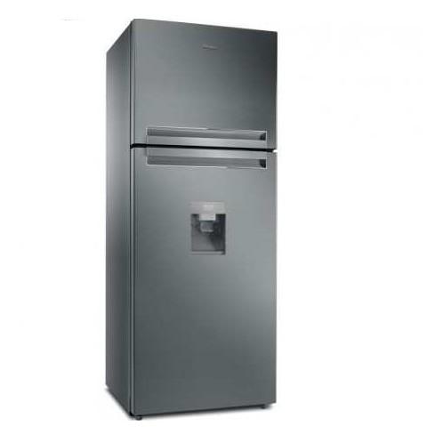 Réfrigérateur AQUA WHIRLPOOL 6ème Sens 442 Litres NoFrost Inox