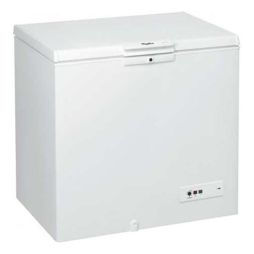 Congélateur horizontale WHIRPOOL 450L Blanc