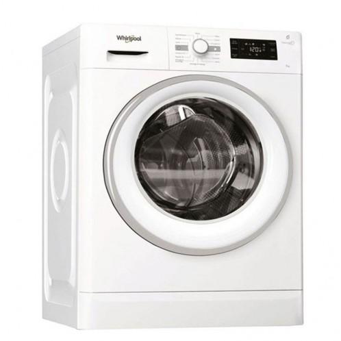 Machine à laver WHIRLPOOL Fresh Care 8kg 6ème Sens Blanc