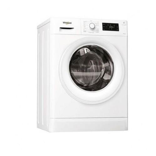 Machine à laver WHIRLPOOL 8kg Lavante-séchante Blanc