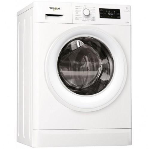 Machine à laver WHIRLPOOL 9kg Lavante-séchante Blanc
