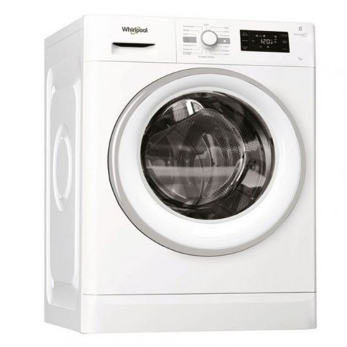Machine à laver WHIRLPOOL Fresh Care 7kg 6ème sens Blanc