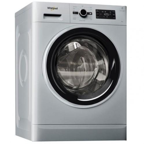 Machine à laver WHIRLPOOL Fresh Care 8kg 6ème Sens Silver