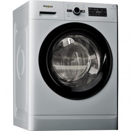 Machine à laver WHIRLPOOL Fresh Care 7kg Silver