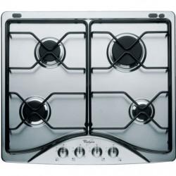 Plaque de cuisson avec thermocouple WHIRPOOL 4 Feux Inox