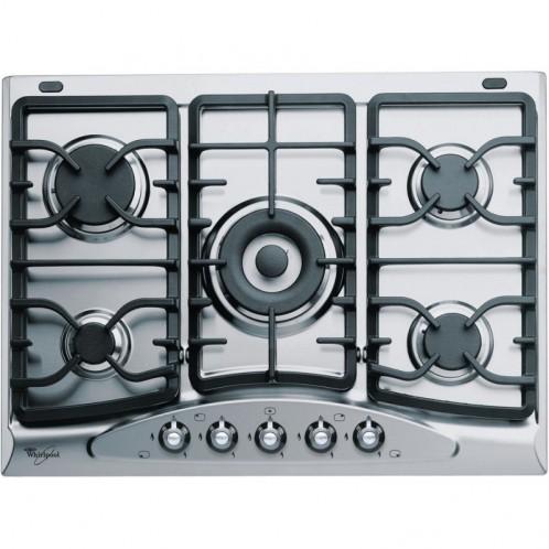 Plaque de cuisson WHIRPOOL 5 Feux Inox