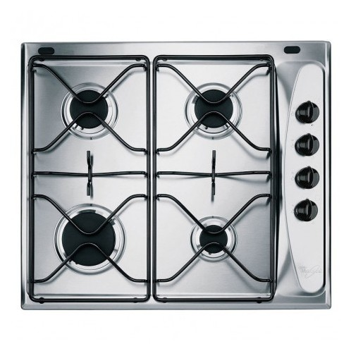 Plaque de cuisson WHIRPOOL 4 Feux Inox