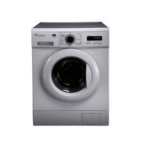 Machine à laver Frontale CONDOR 9 Kg Silver