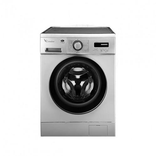Machine à laver Frontale CONDOR 7 Kg Silver