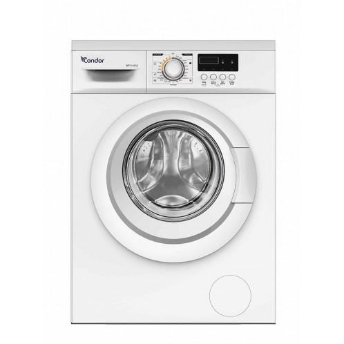 Machine à laver Frontale CONDOR 6 Kg Silver