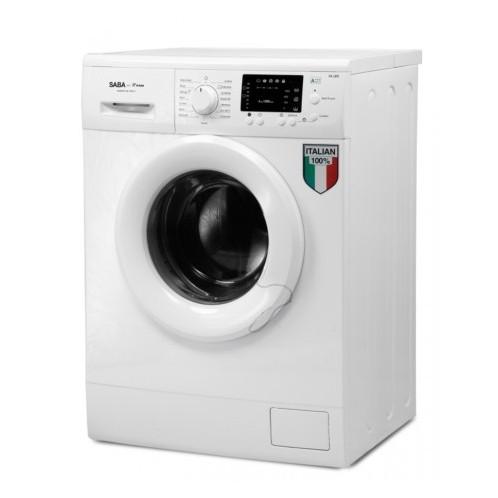 Machine à laver SABA 6 kg Blanc