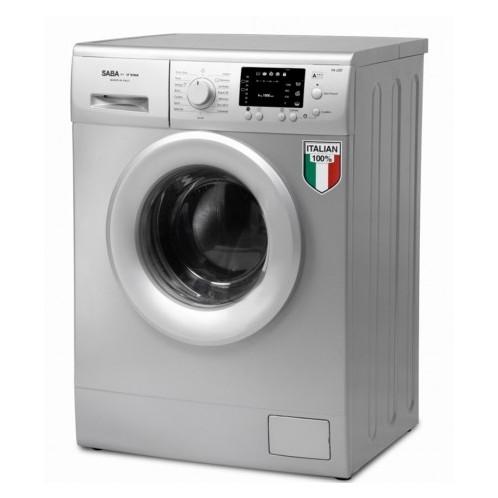 Machine à laver SABA 7 kg Silver